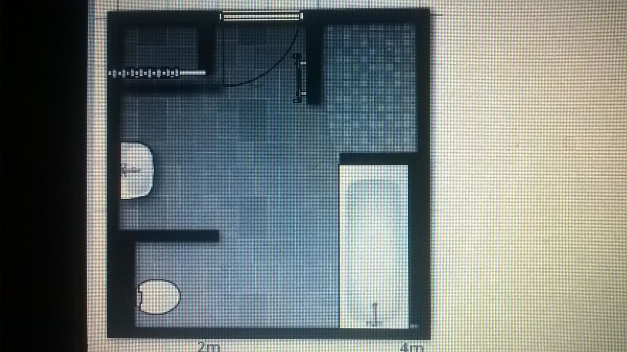 avis disposition salle de bain 9m2 6 messages. Black Bedroom Furniture Sets. Home Design Ideas
