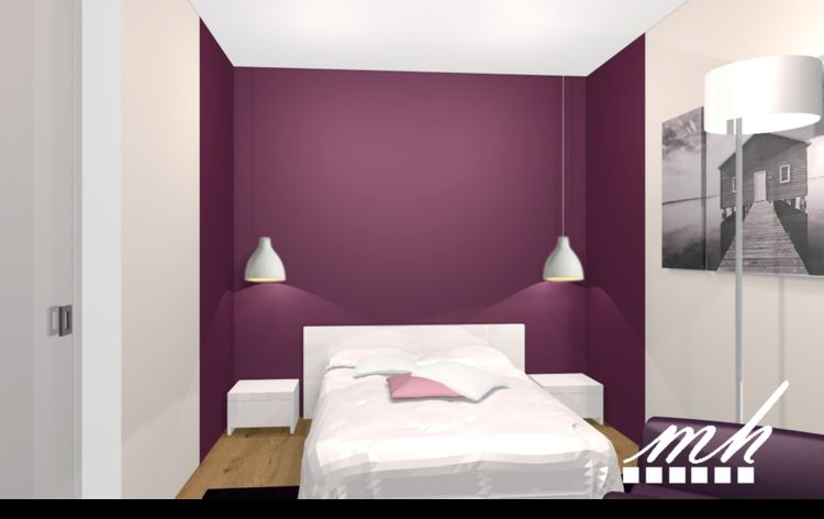 Id es d coration chambre parentale gagny seine saint denis for Decoration chambre parent