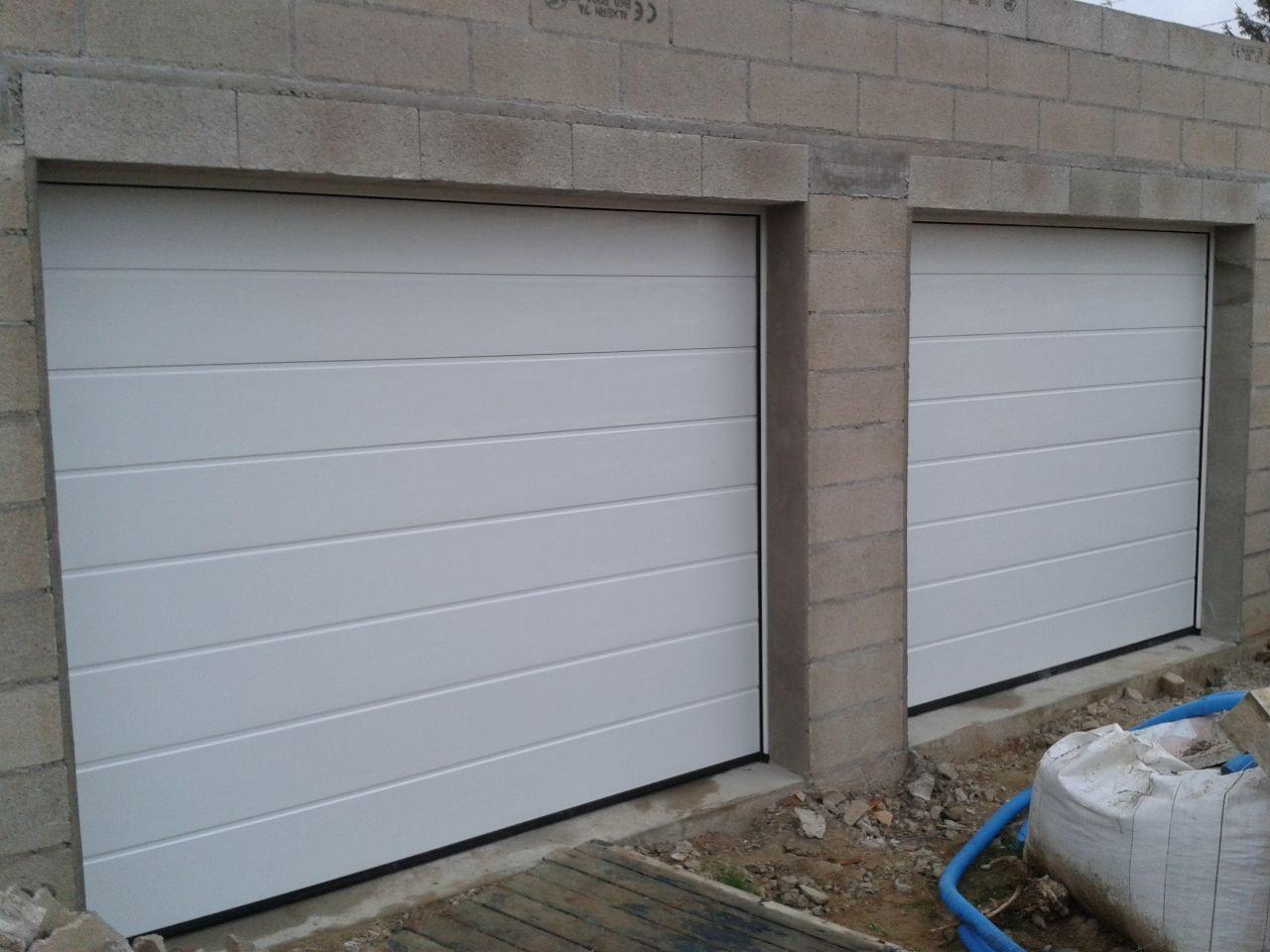 portes du garage