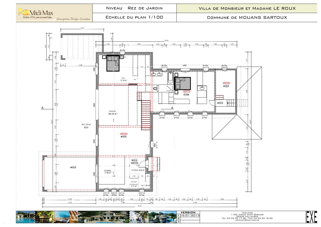 Construction maison contemporaine 06 avis sur plan for Comment trouver des plans de maison