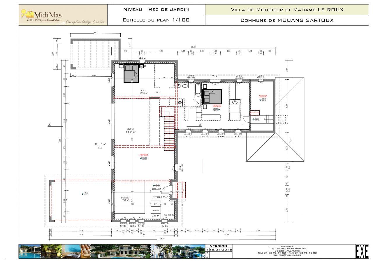 Construction maison contemporaine 06 avis sur plan for Comment trouver des plans de maison en ligne