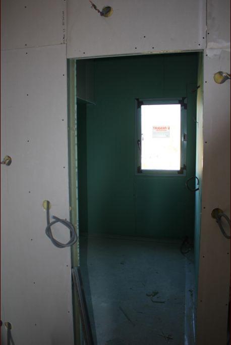salle de bain à l etage