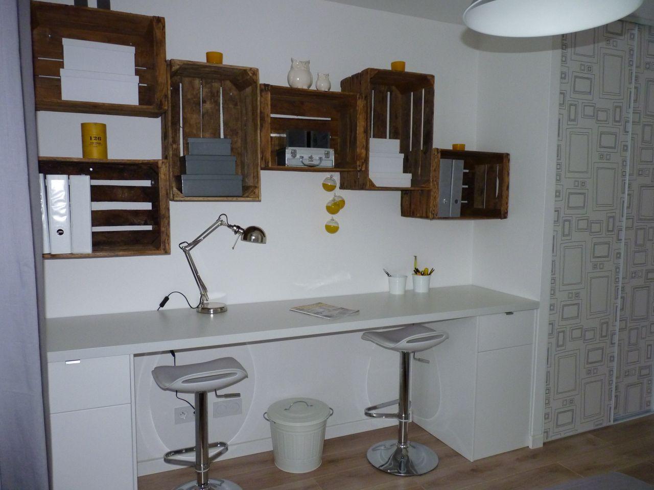 Décoration Bureau - Savoie (73) - février 2015