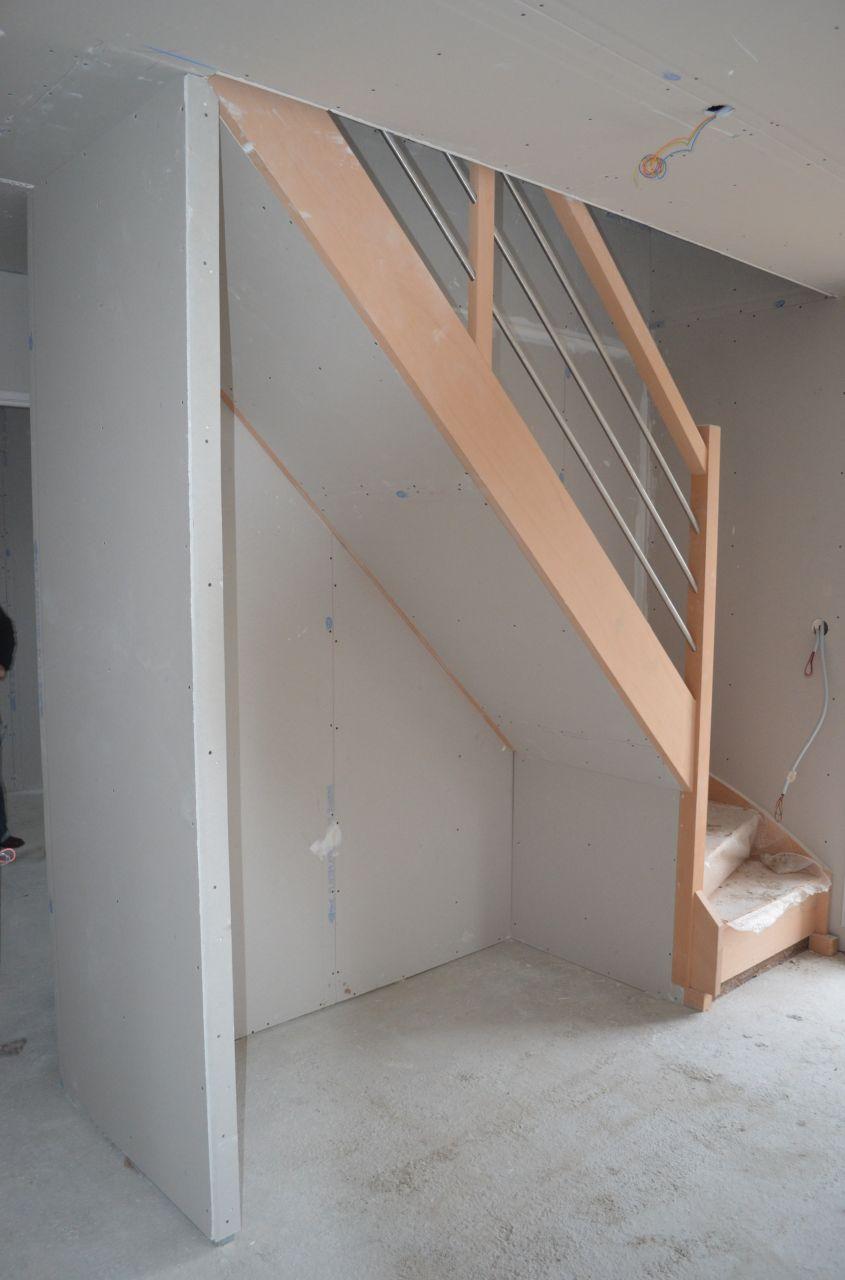 Escaliers Pos Avant Tms Et Chape 10 Messages # Faire Des Arches Avec Du Placoplatre