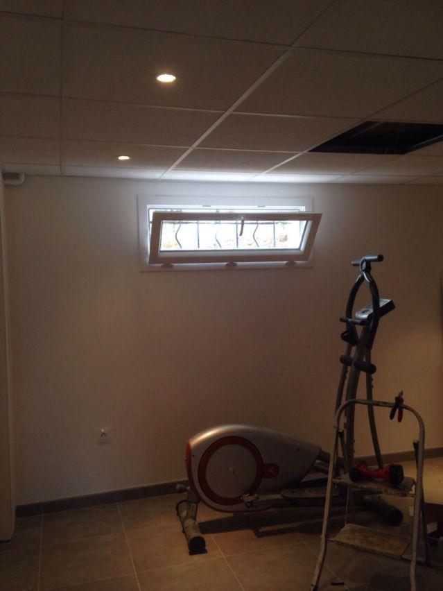 Remise des clefs plafond cadrette bureau et buanderie for Plafond de bureau