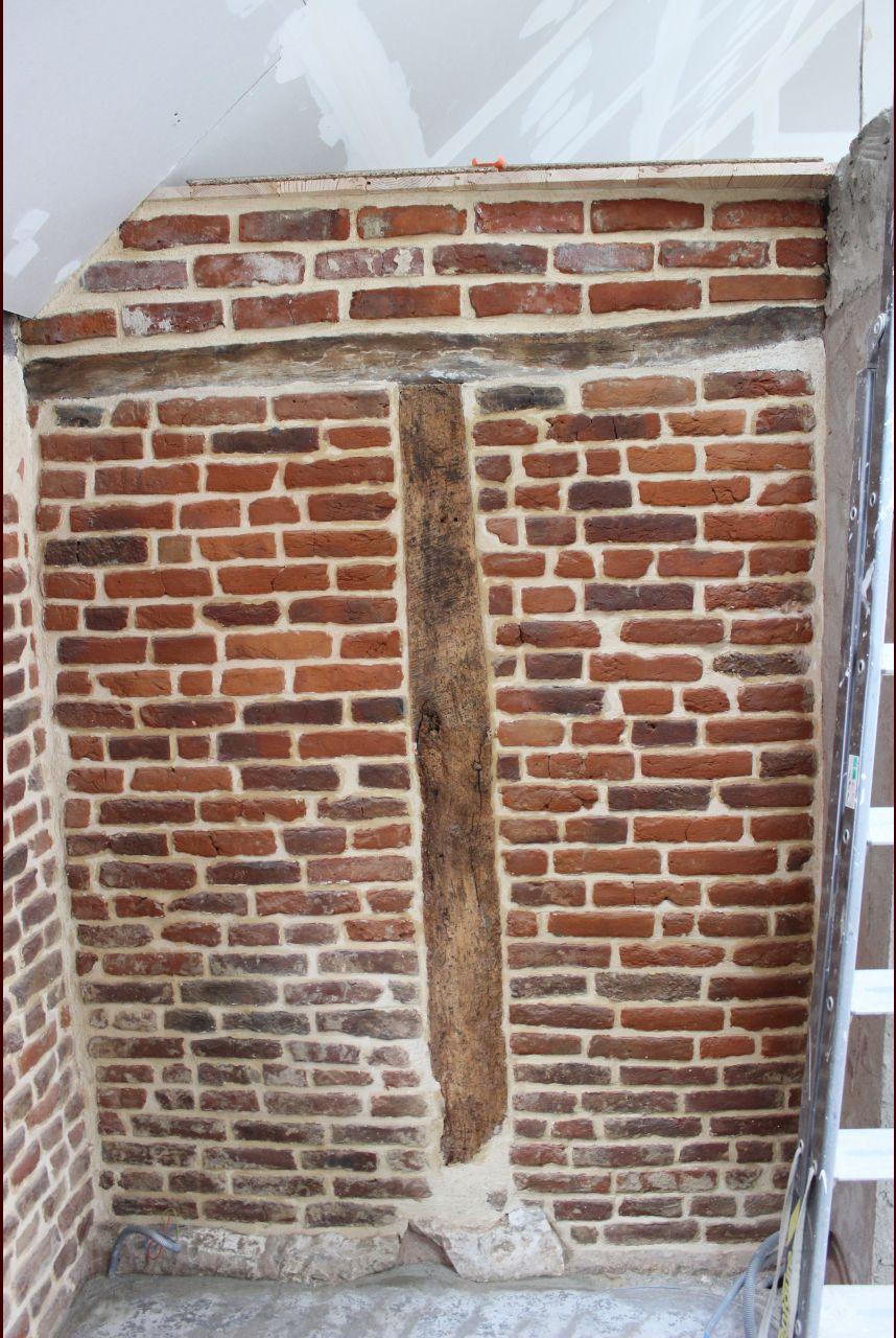 comment r nover de vieux murs int rieurs en briques 11 messages. Black Bedroom Furniture Sets. Home Design Ideas