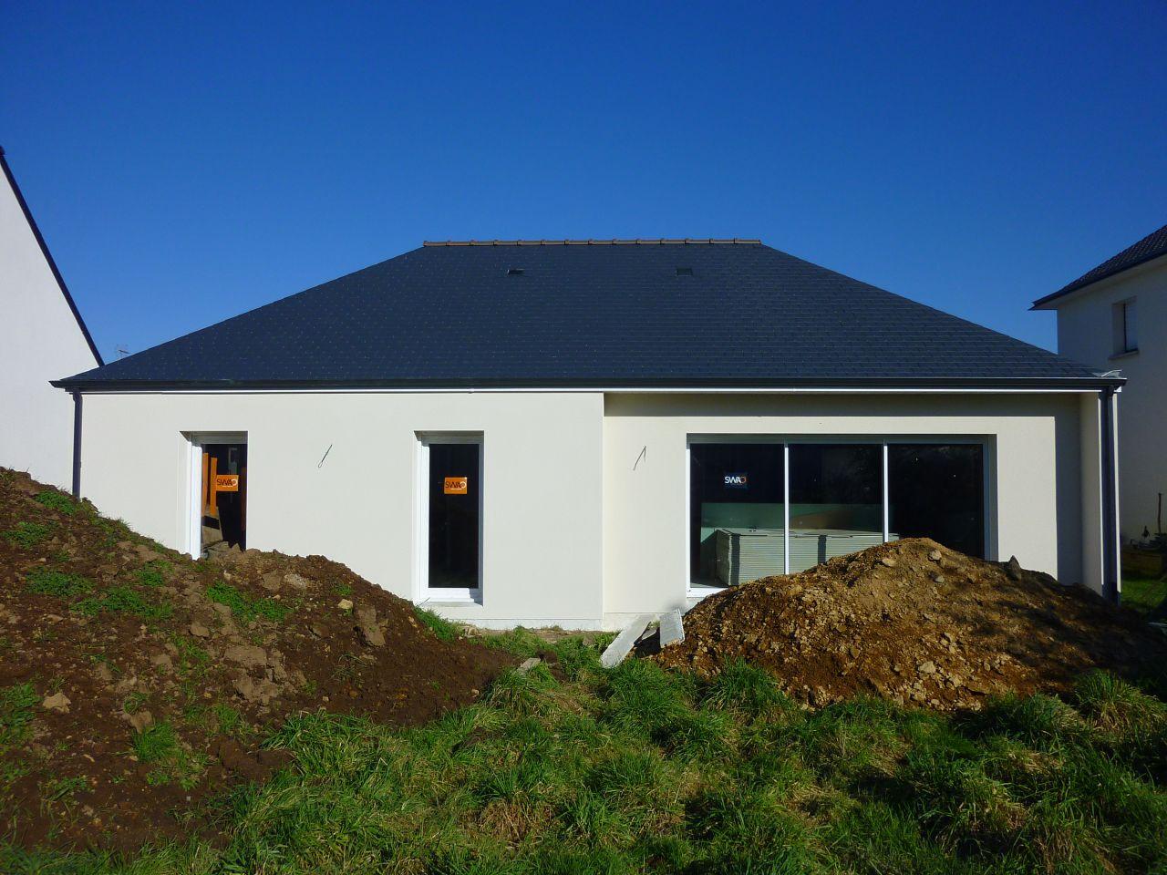 Notre Maison à Meriadec Avec Socoren Pluneret Morbihan