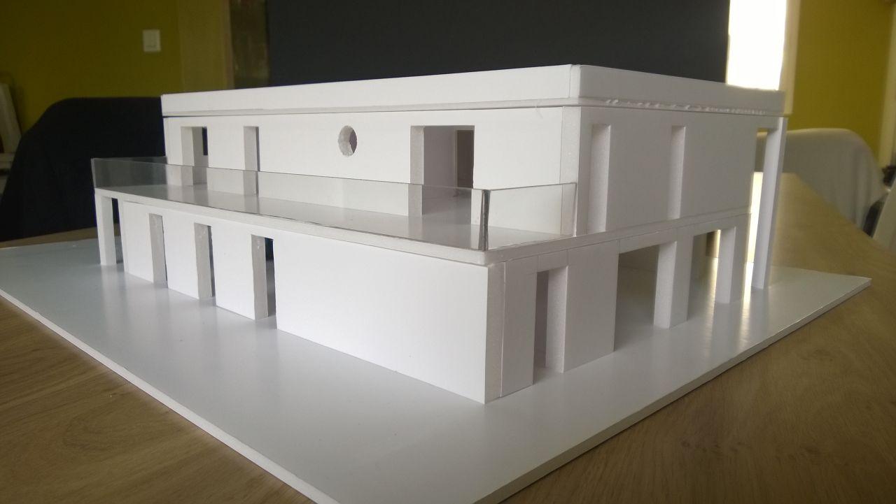 Une maison tout un projet douvrin pas de calais for Architecte pas de calais