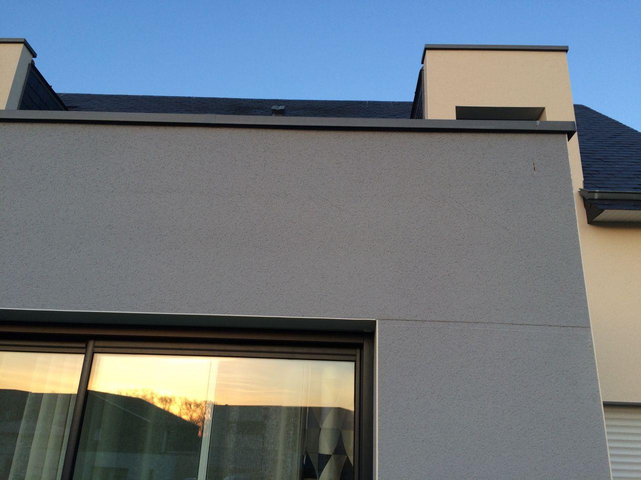fissures sur enduit monocouche maison neuve 31 messages. Black Bedroom Furniture Sets. Home Design Ideas