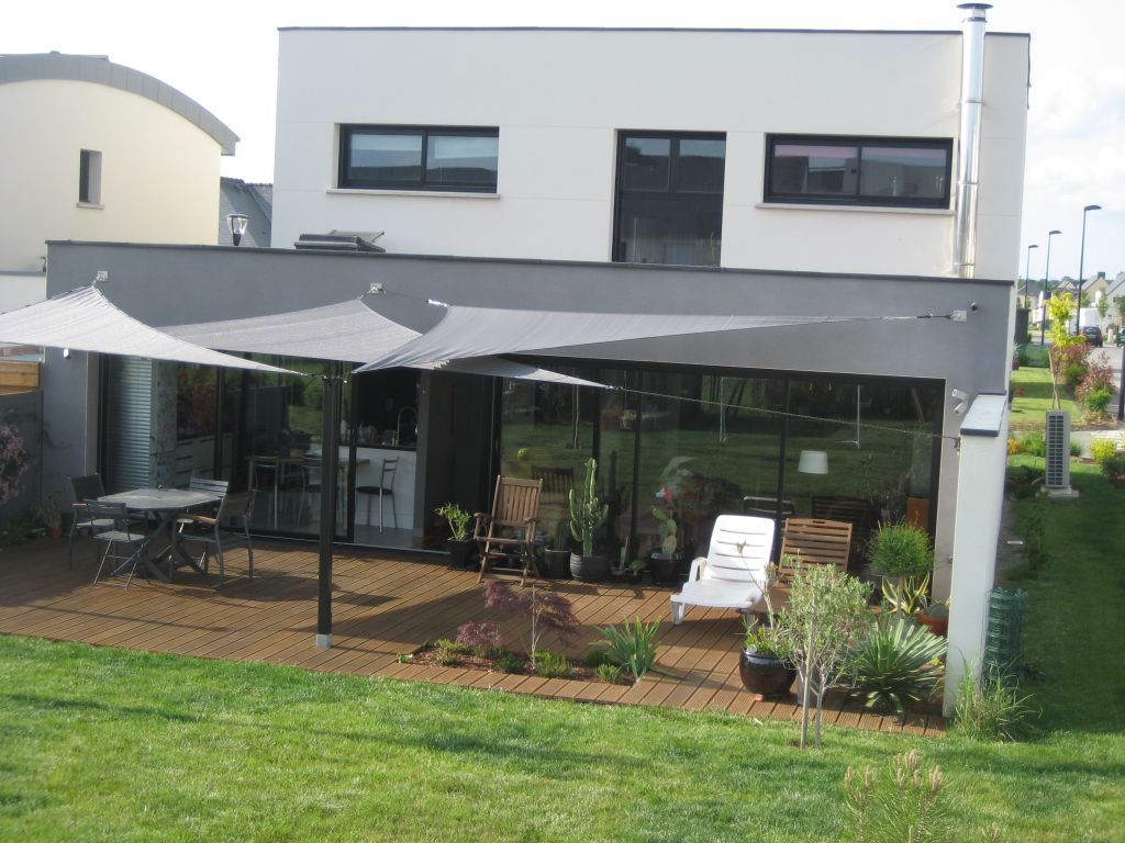 diff rence co t entre toiture terrasse b ton et toiture. Black Bedroom Furniture Sets. Home Design Ideas