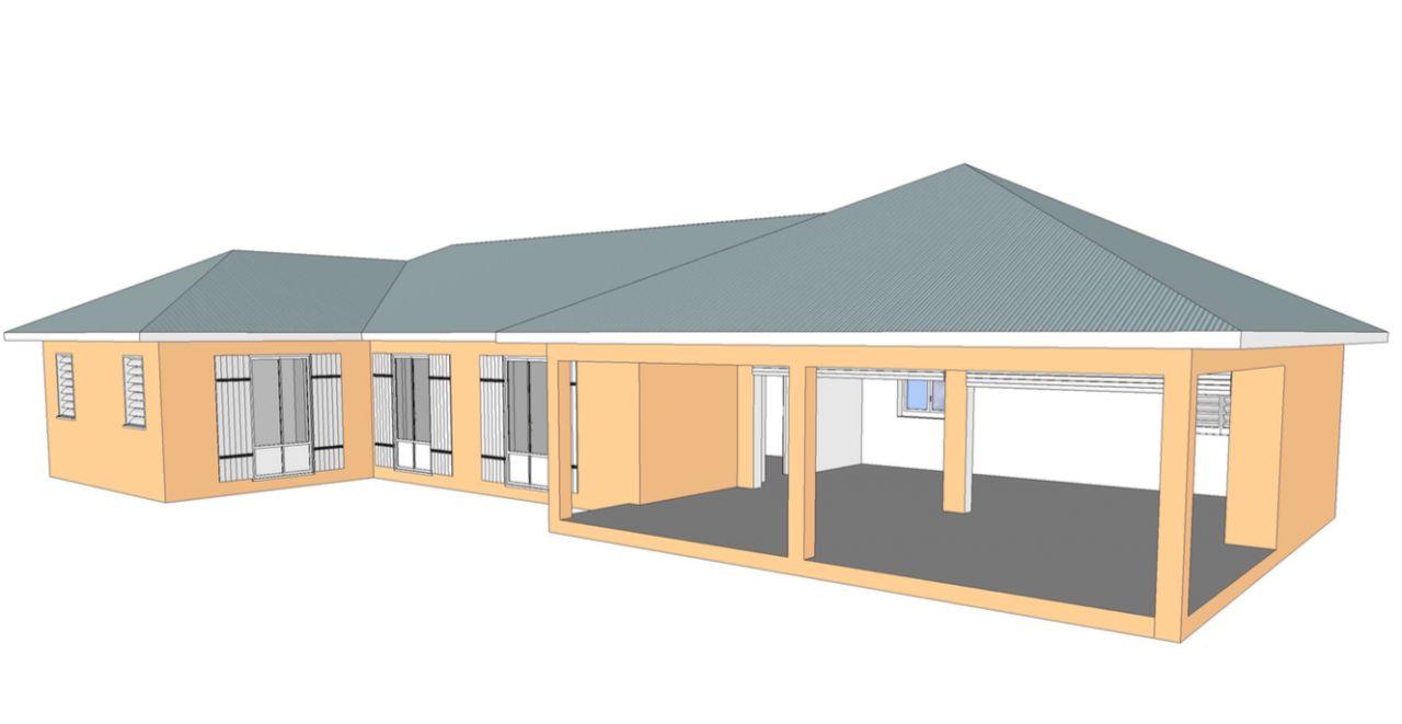 Construction maison pas cher en guadeloupe segu maison for Construire maison pas cher design