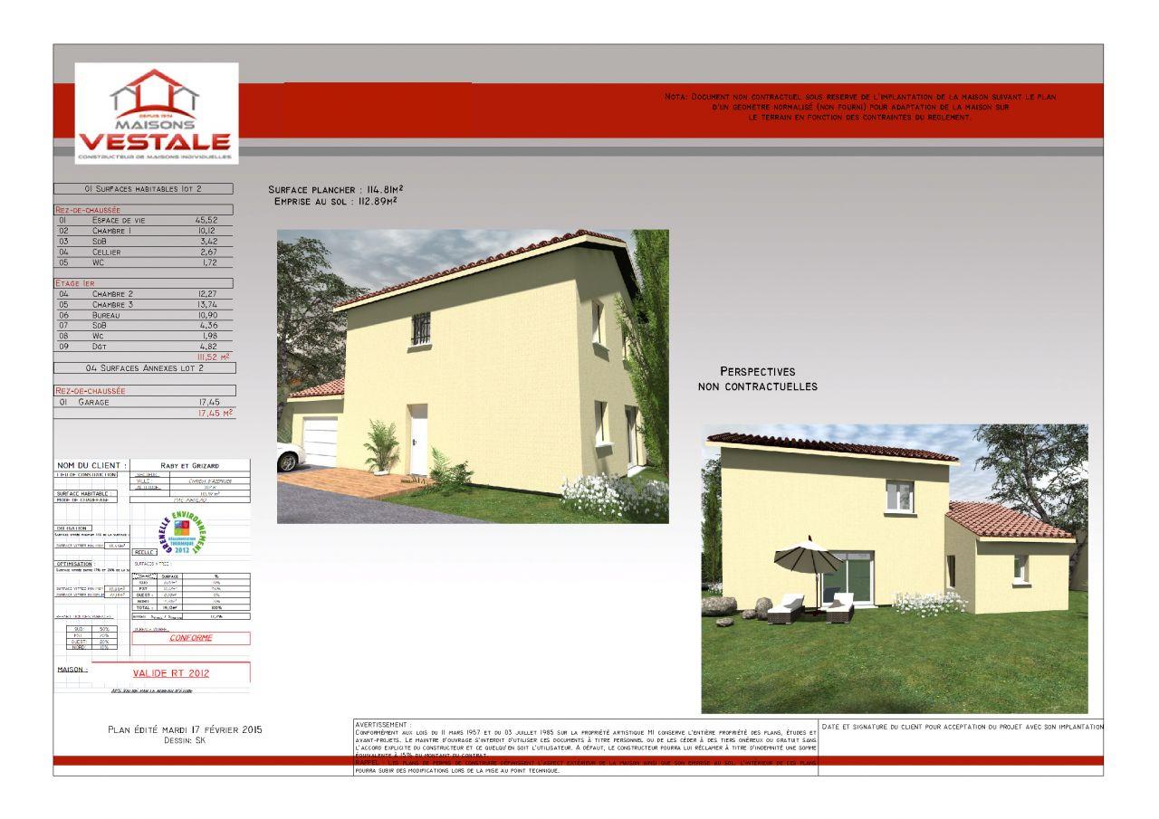 Vestale maison affordable ss with vestale maison en bas for Maison vestale