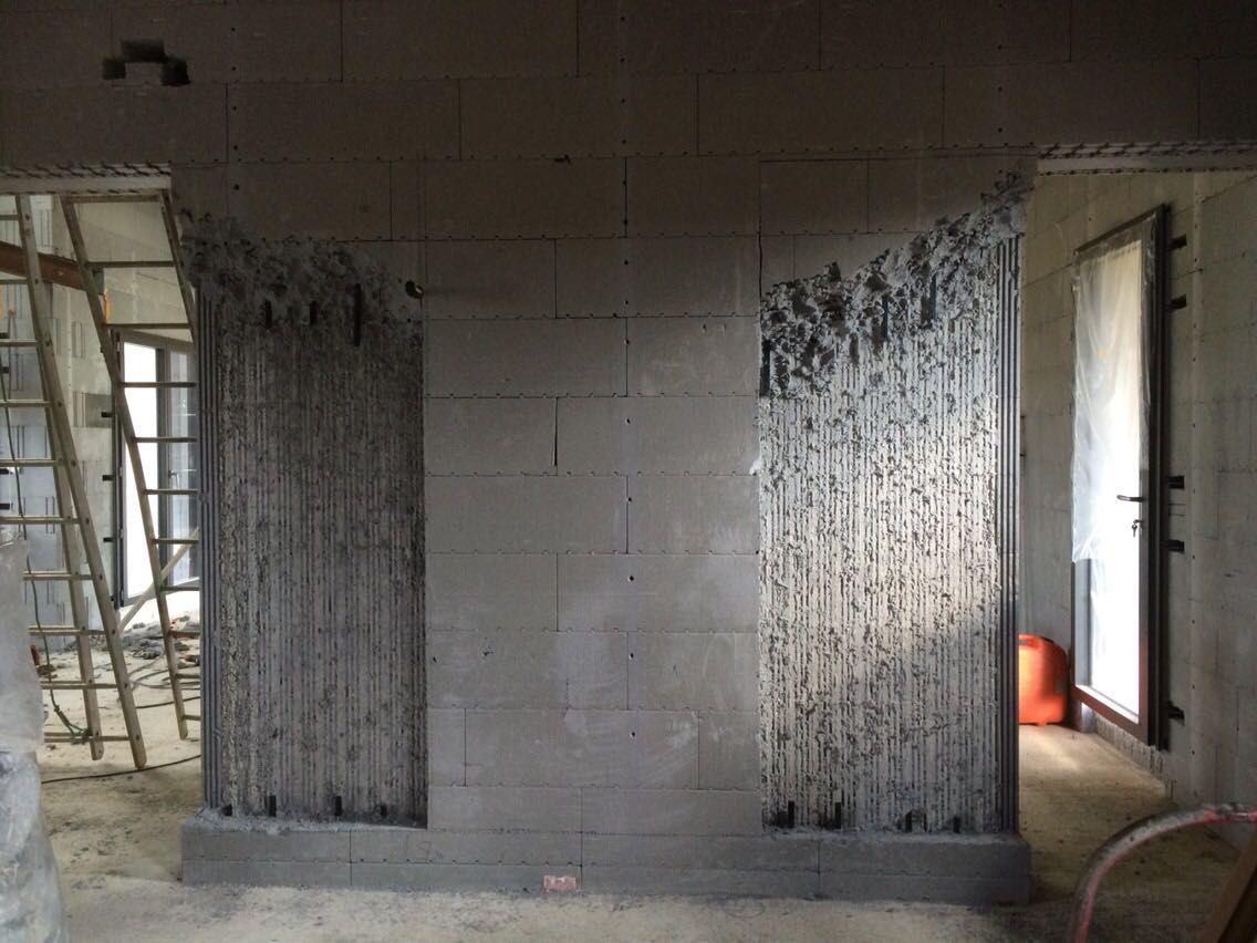 Porte galandage puit de lumi re mezzanine lot for Epaisseur porte a galandage