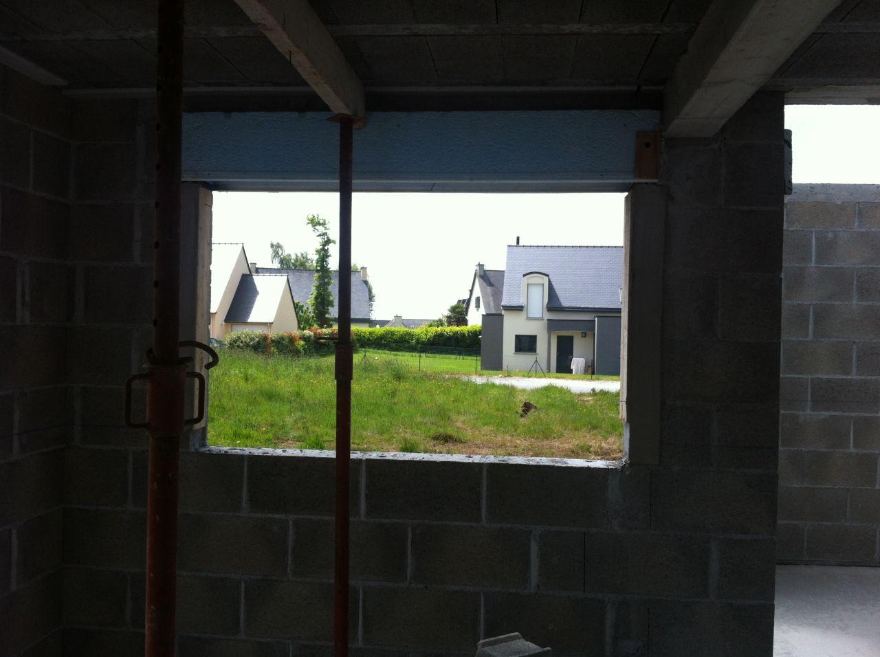 fenêtre panoramique salle à manger