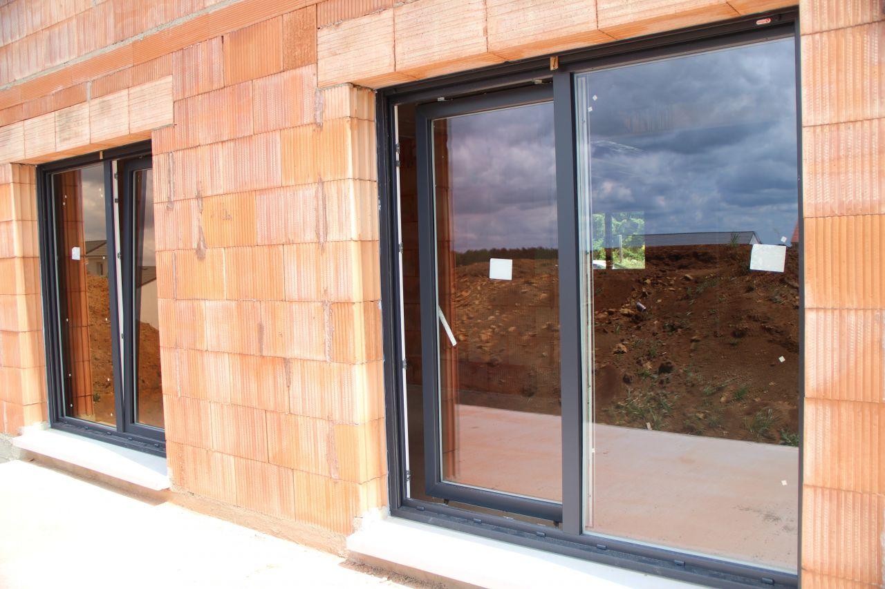 porte fenêtre salon/salle à manger