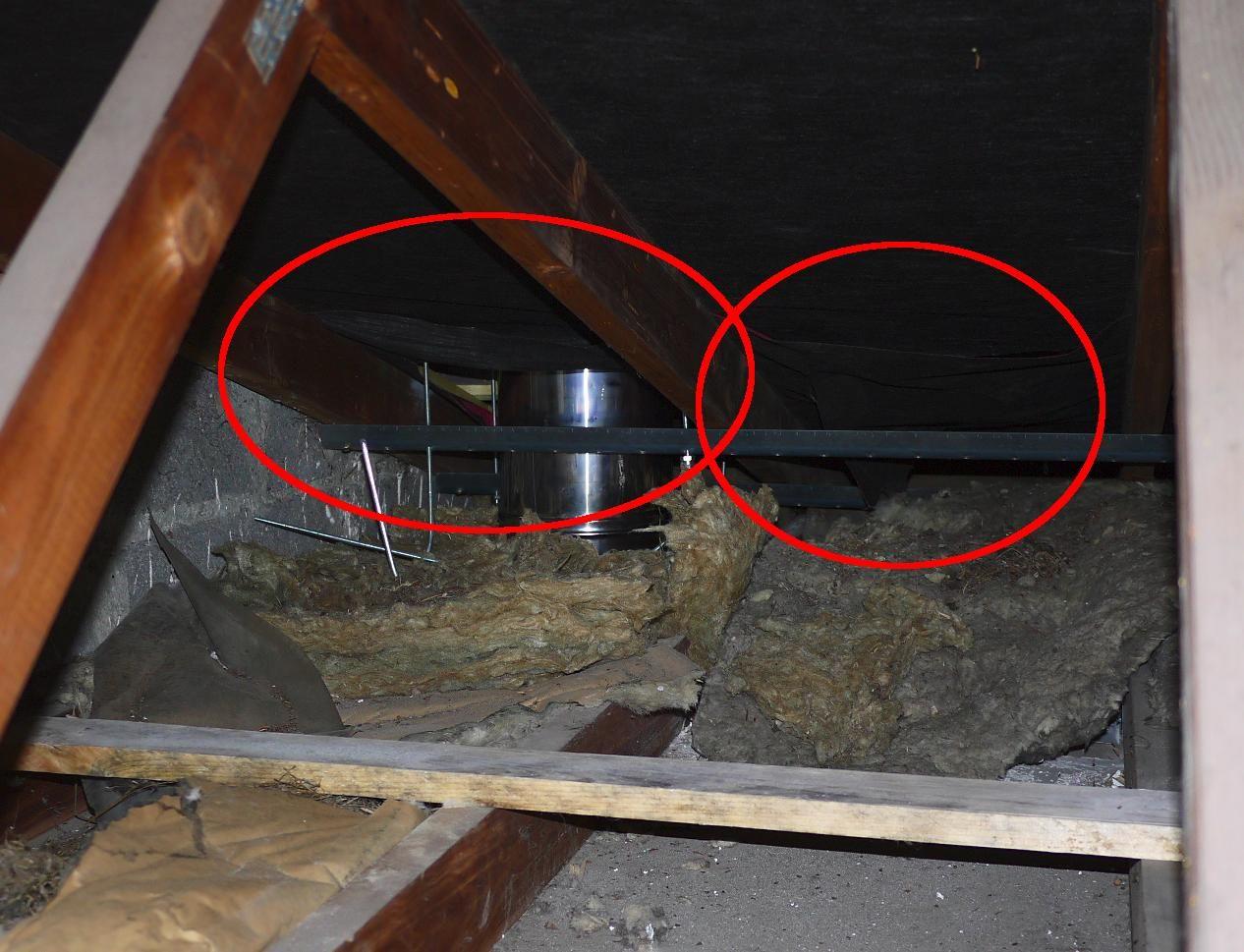 R novation toiture par un professionnel avis sur la pose for Pose ecran sous toiture par l interieur