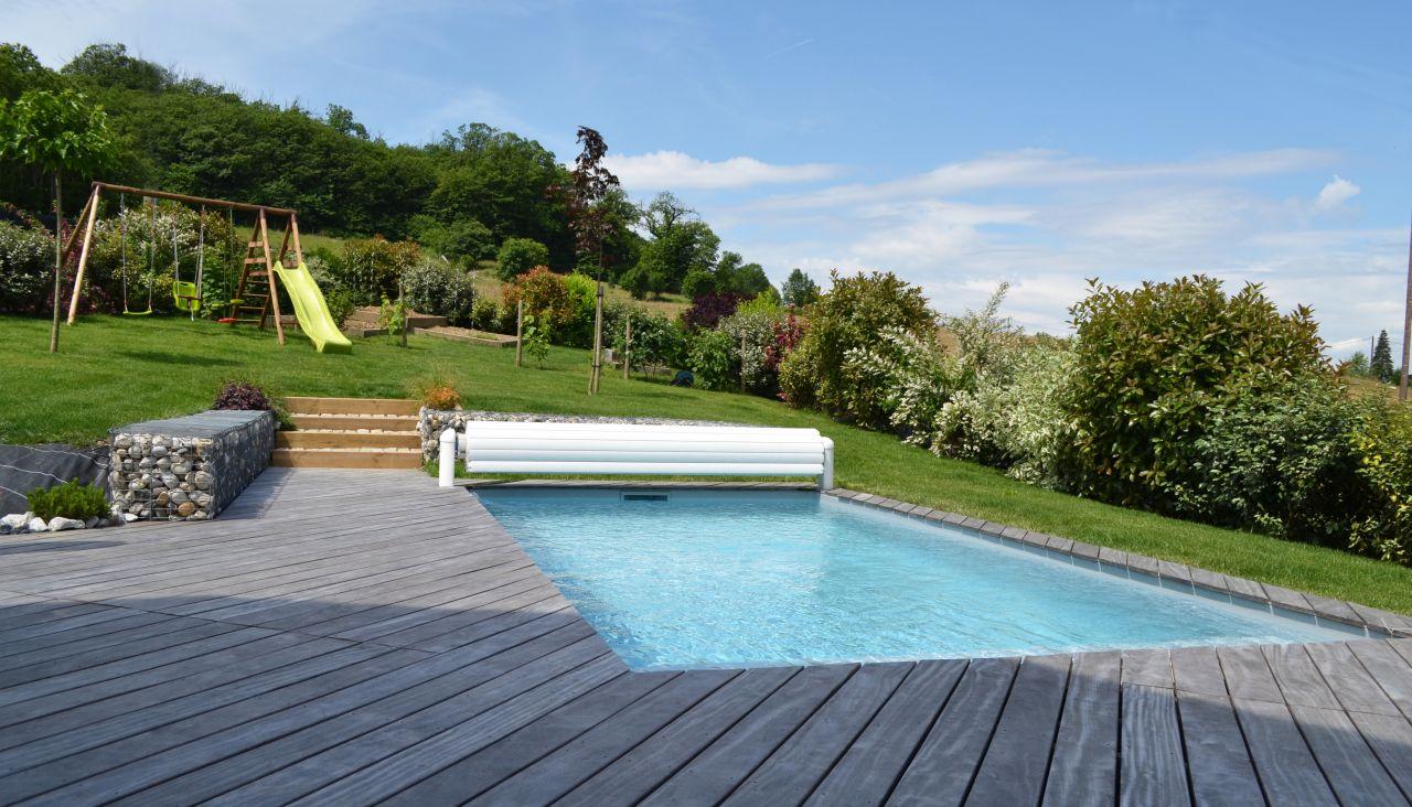 Liner gris - La Bridoire (Savoie - 73) - mai 2015
