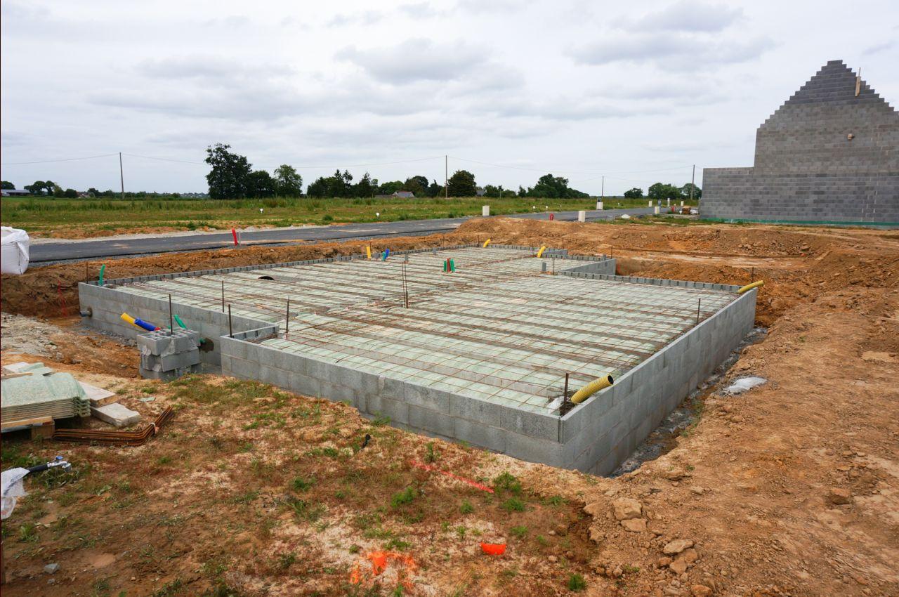 Obtention du permis de construire d marrage du chantier for Obtention du permis de construire