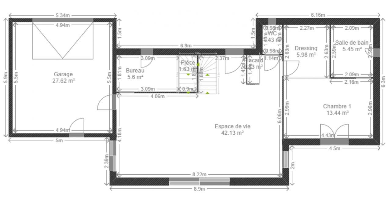 Avis Plans Maison Etage Partiel 120 M 8 Messages