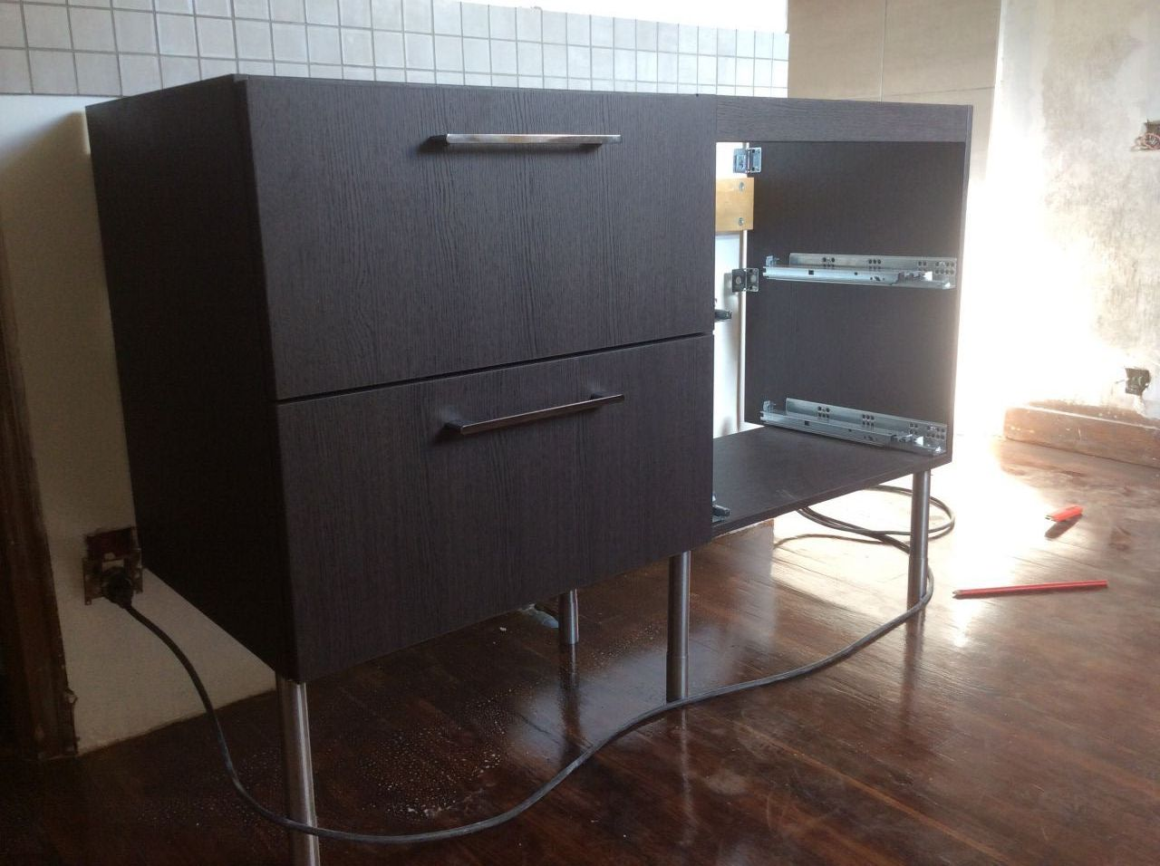 meubles sous lavabo ikea affordable superb meuble lave. Black Bedroom Furniture Sets. Home Design Ideas
