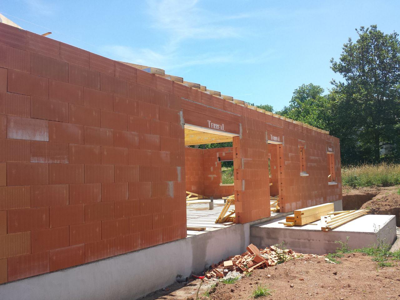 Seuil de porte fissur 9 messages - Reparer fissure dalle beton terrasse ...