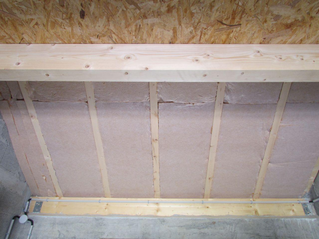 Am nagement du garage atelier fa ence et plomberie for Isoler toit garage