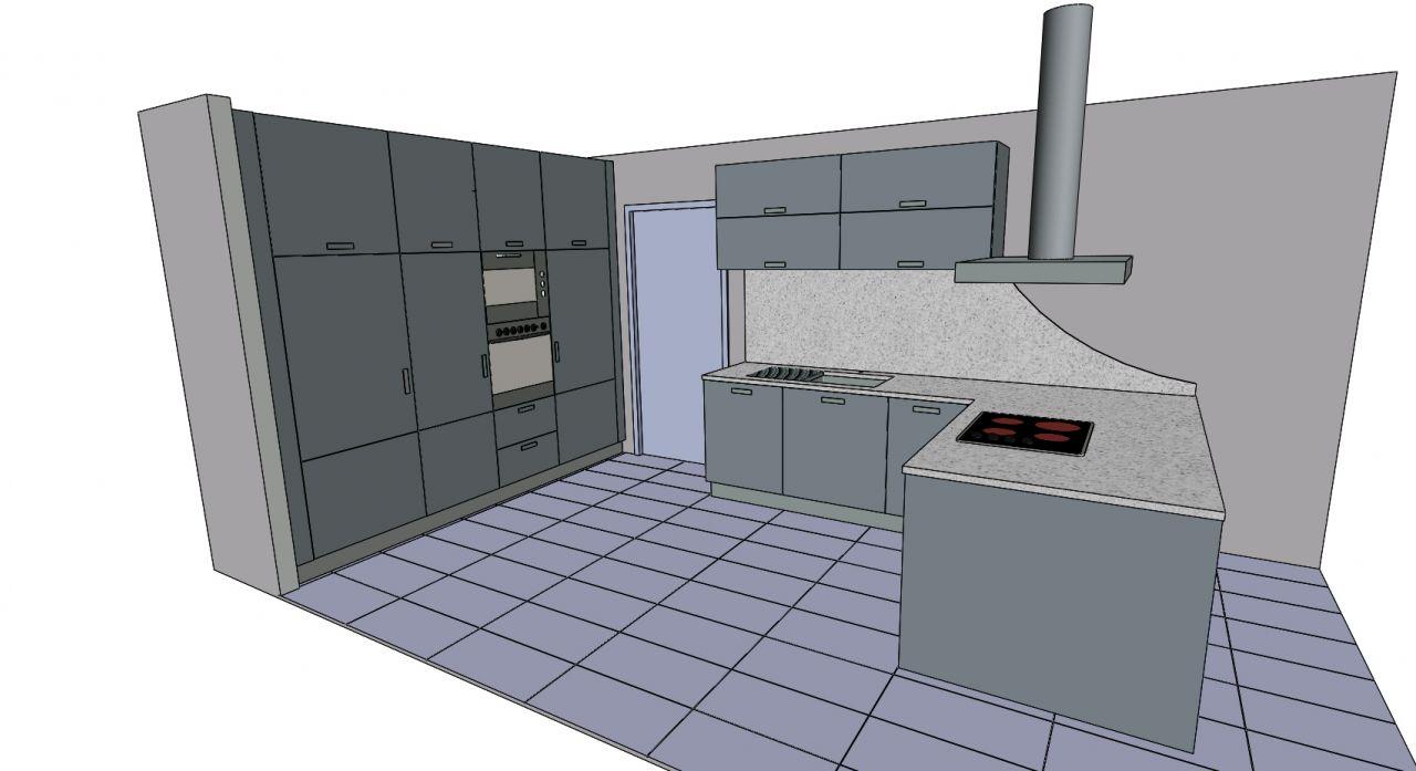 la pose des poignets de porte id e d 39 implantation de cuisine la porte d 39 entr e taverny val. Black Bedroom Furniture Sets. Home Design Ideas