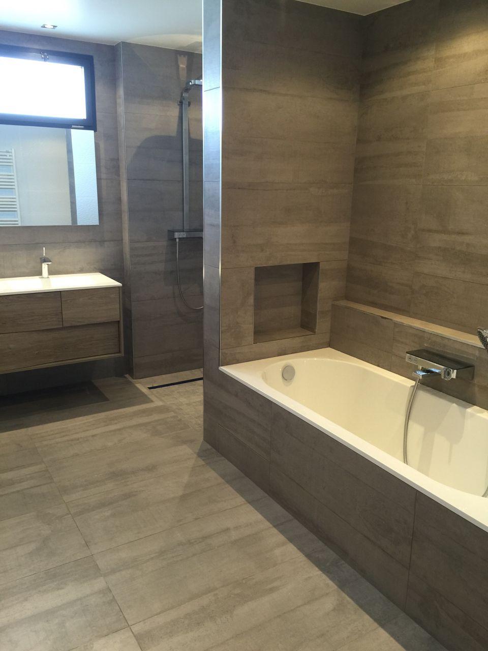 Décoration Salle de bain - salle d'eau 12m2 - Maisons Alfort (Val De Marne - 94) - juillet 2015