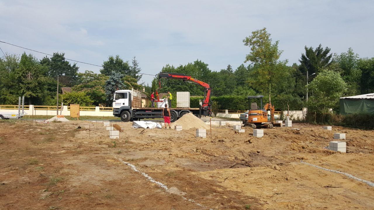 Proprietaire nettoyage viabilisation gironde for Etude de sol avant construction