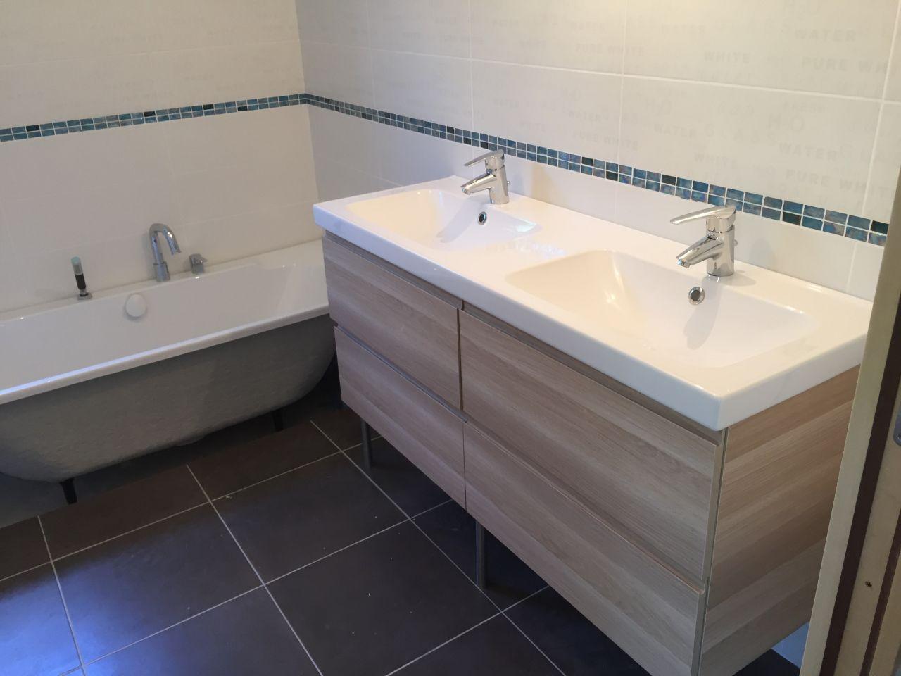 le meuble de salle des bain