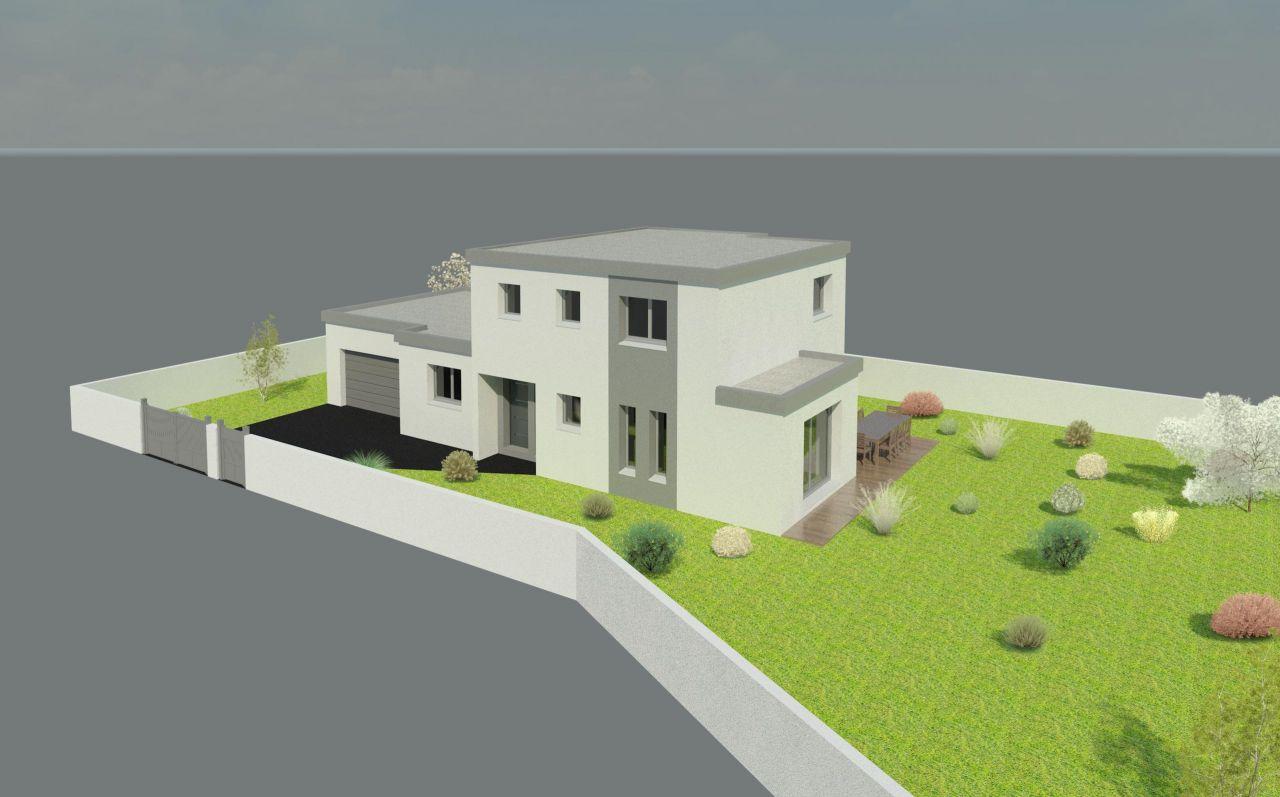 Vues 3D du projet