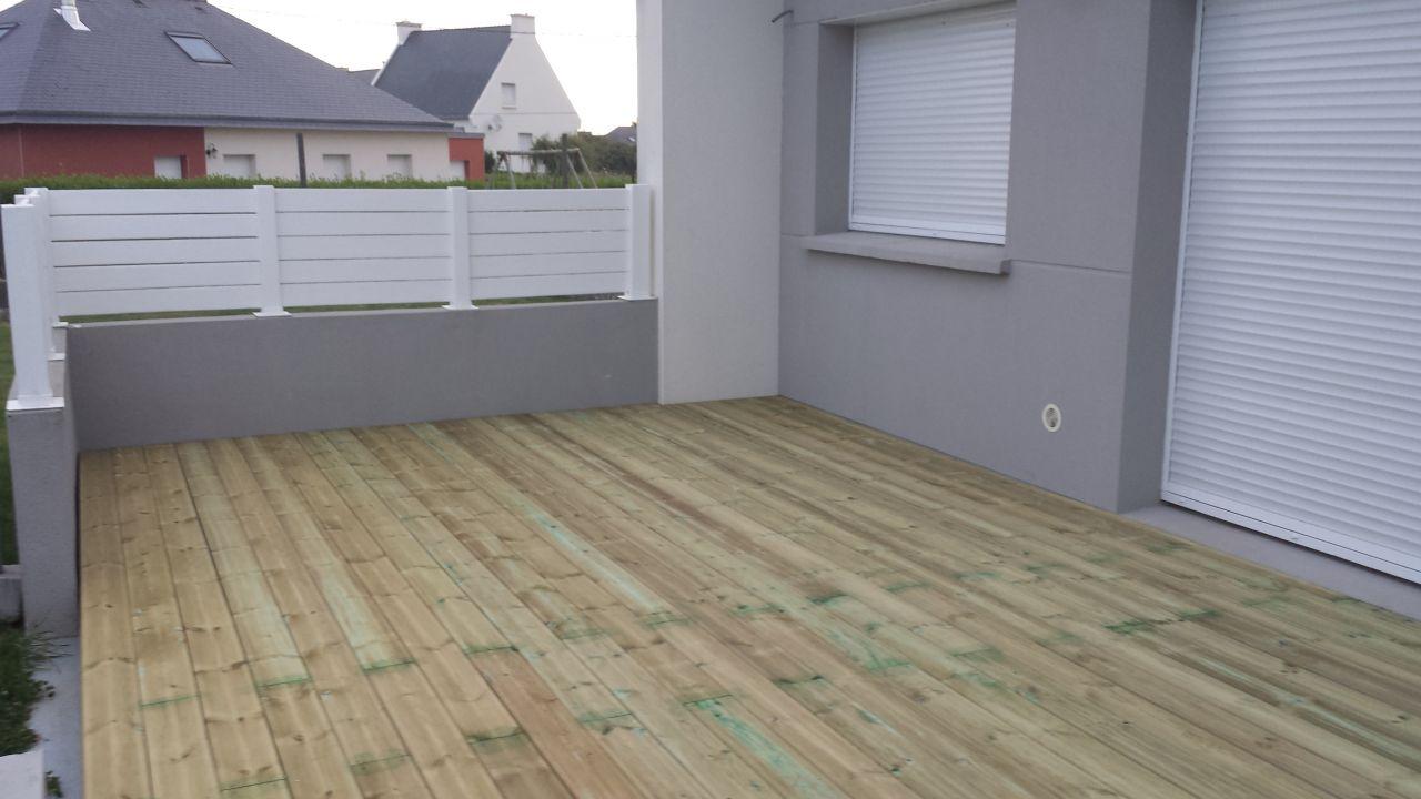 Tonnelle Pour Terrasse En Alu Gris Anthracite Ploudalmezeau Finistere