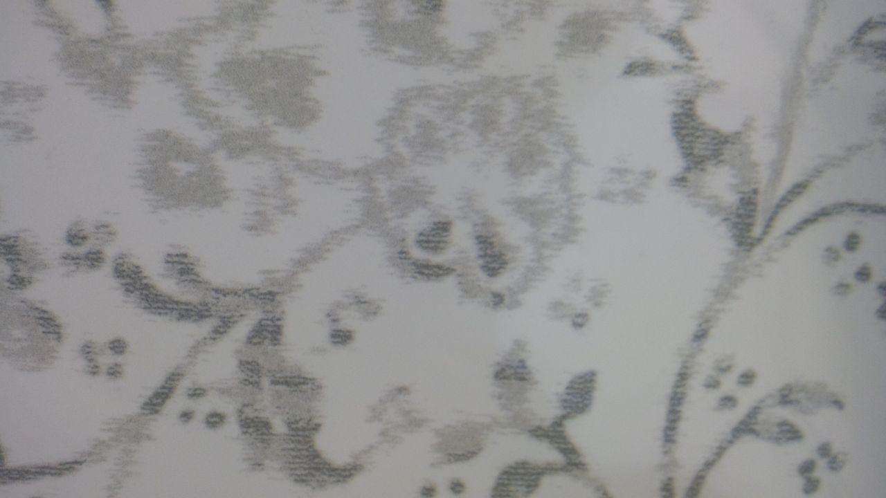détail de la frise de la salle de bains des filles