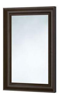 miroir de salle de bain (en double) et salle d'eau (en simple)