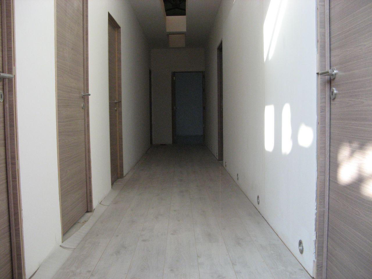 parquet couloir