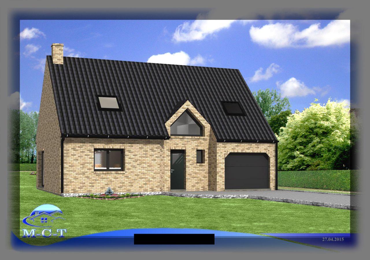 Construction maison charme et tradition pas de calais - Maisons charme et tradition ...
