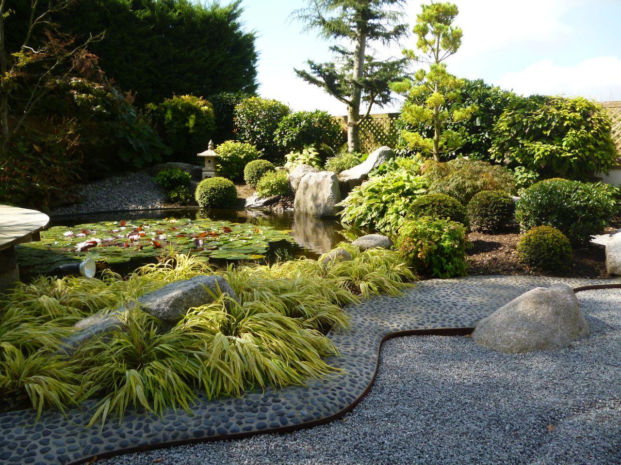 Septembre 2015 - vue du jardin