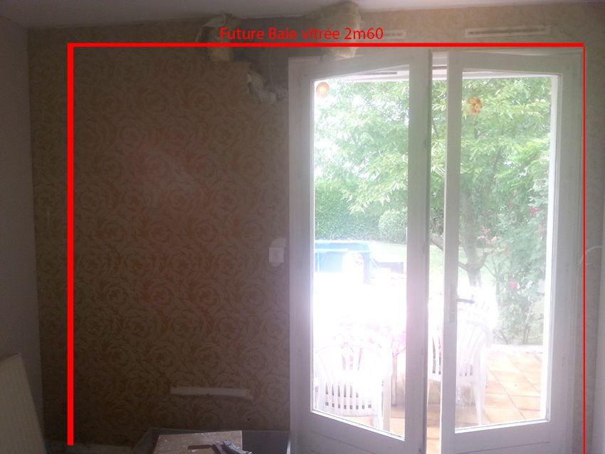 Ouverture 2m60 sur mur porteur comment faire 4 messages - Faire une ouverture dans un mur porteur en parpaing ...