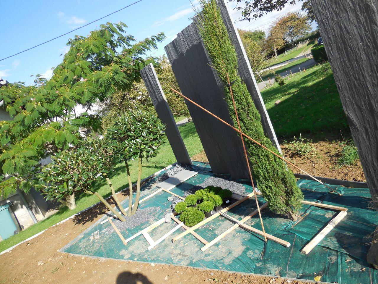 Photo d co g n rale du jardin haut rhin 68 septembre for Jardin septembre 2015