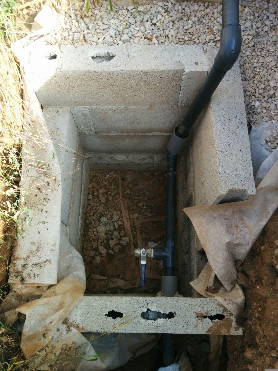 Circuit eau ext rieur 15 messages - Regard compteur d eau exterieur ...