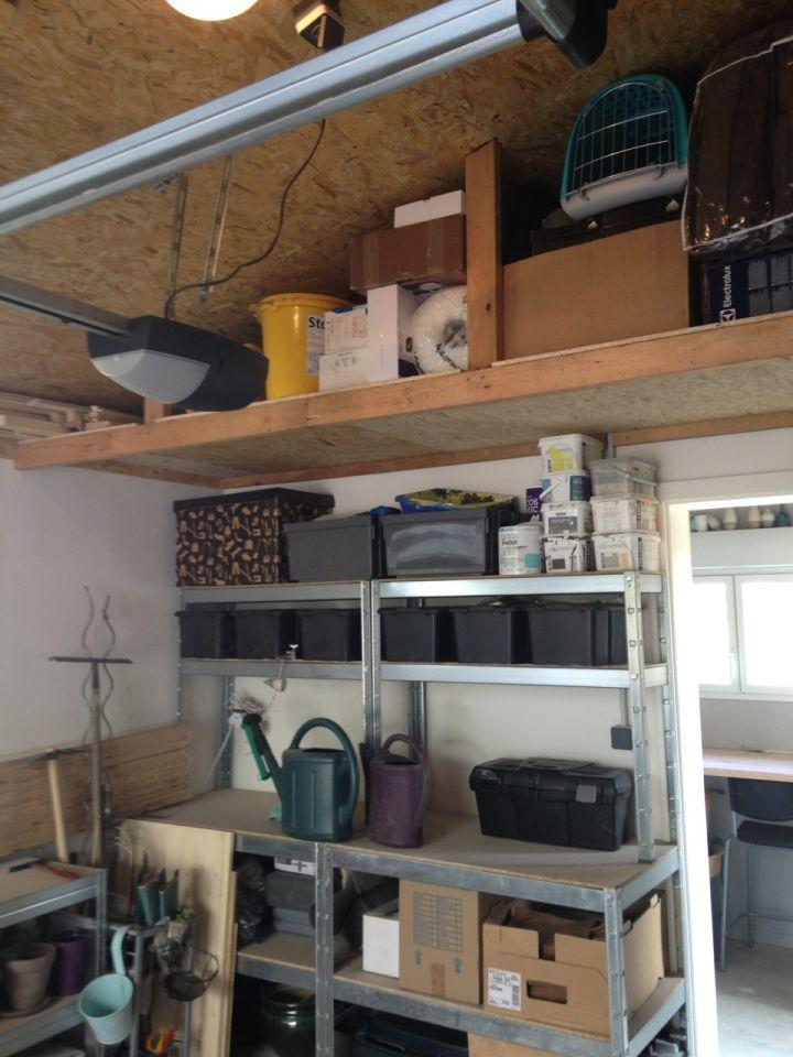 suite de la nouvelle d co isolation du plafond du garage bas rhin. Black Bedroom Furniture Sets. Home Design Ideas