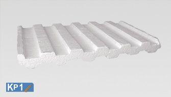 rehausses polystyrène (type : KP1) d?entrevous