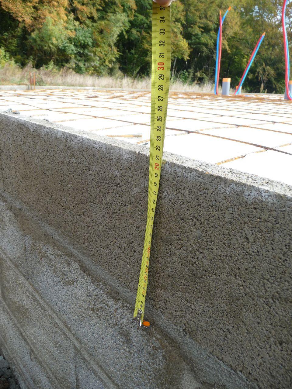 Planelles de rive de 20 cm