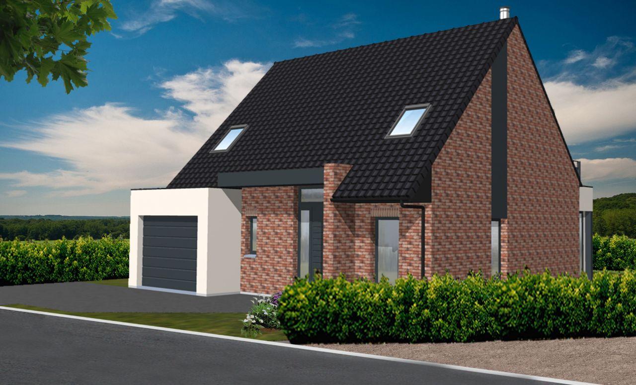 Constructeur maison individuelle nord 59 maison moderne for Constructeur maison nord