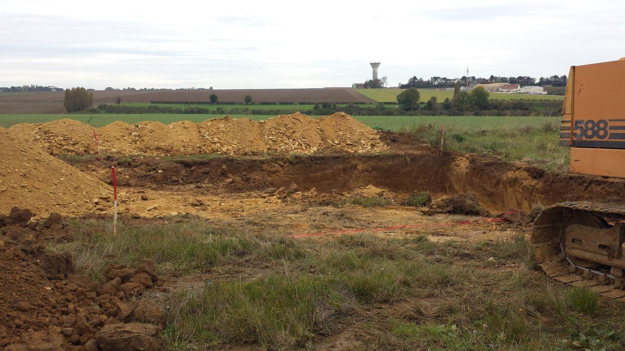 Restant à creuser