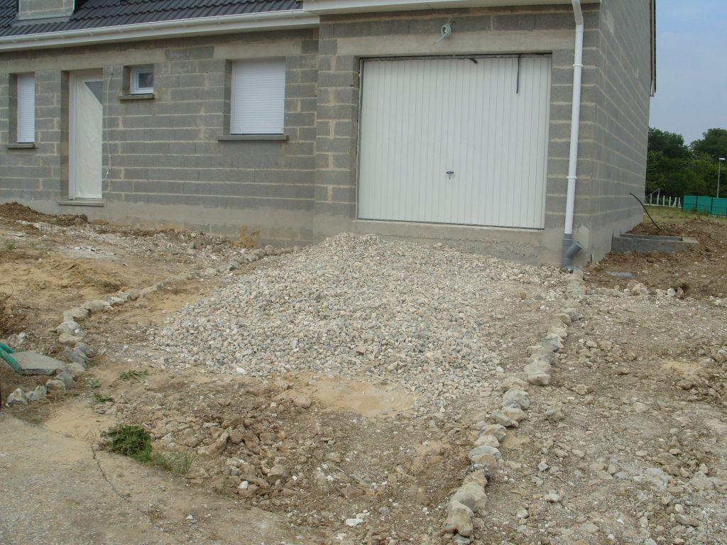 Hauteur du garage sur terrain 8 messages for Hauteur d un garage