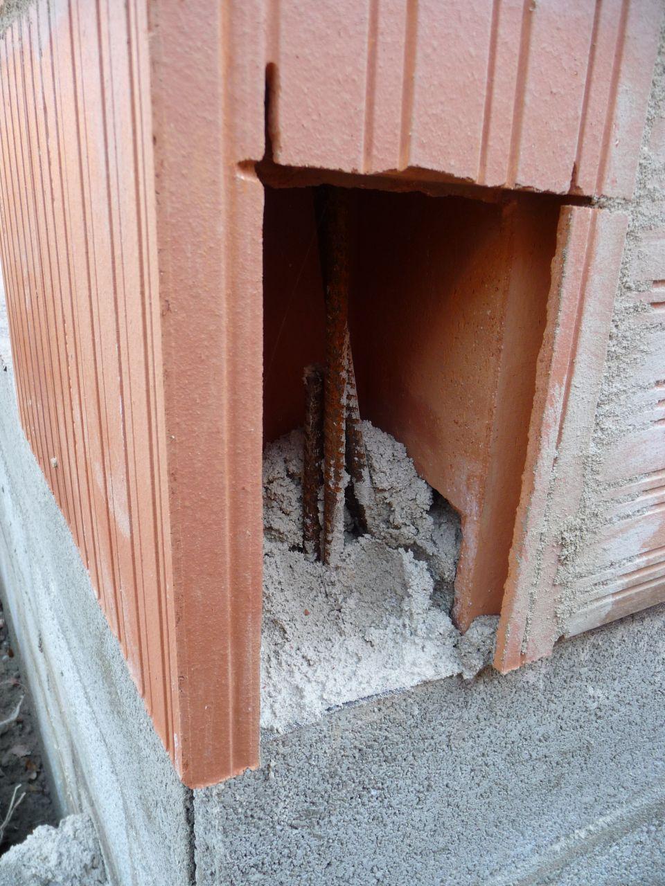 pied, angle de murs