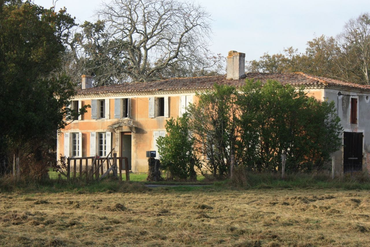 Point de vue sur la maison