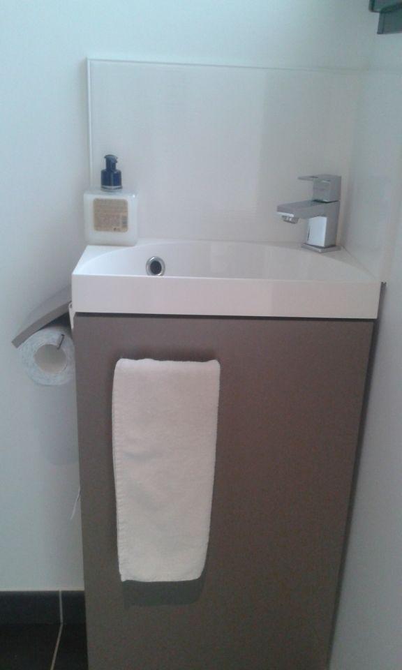 enduit fini salle de bain enfants couloir menant aux. Black Bedroom Furniture Sets. Home Design Ideas