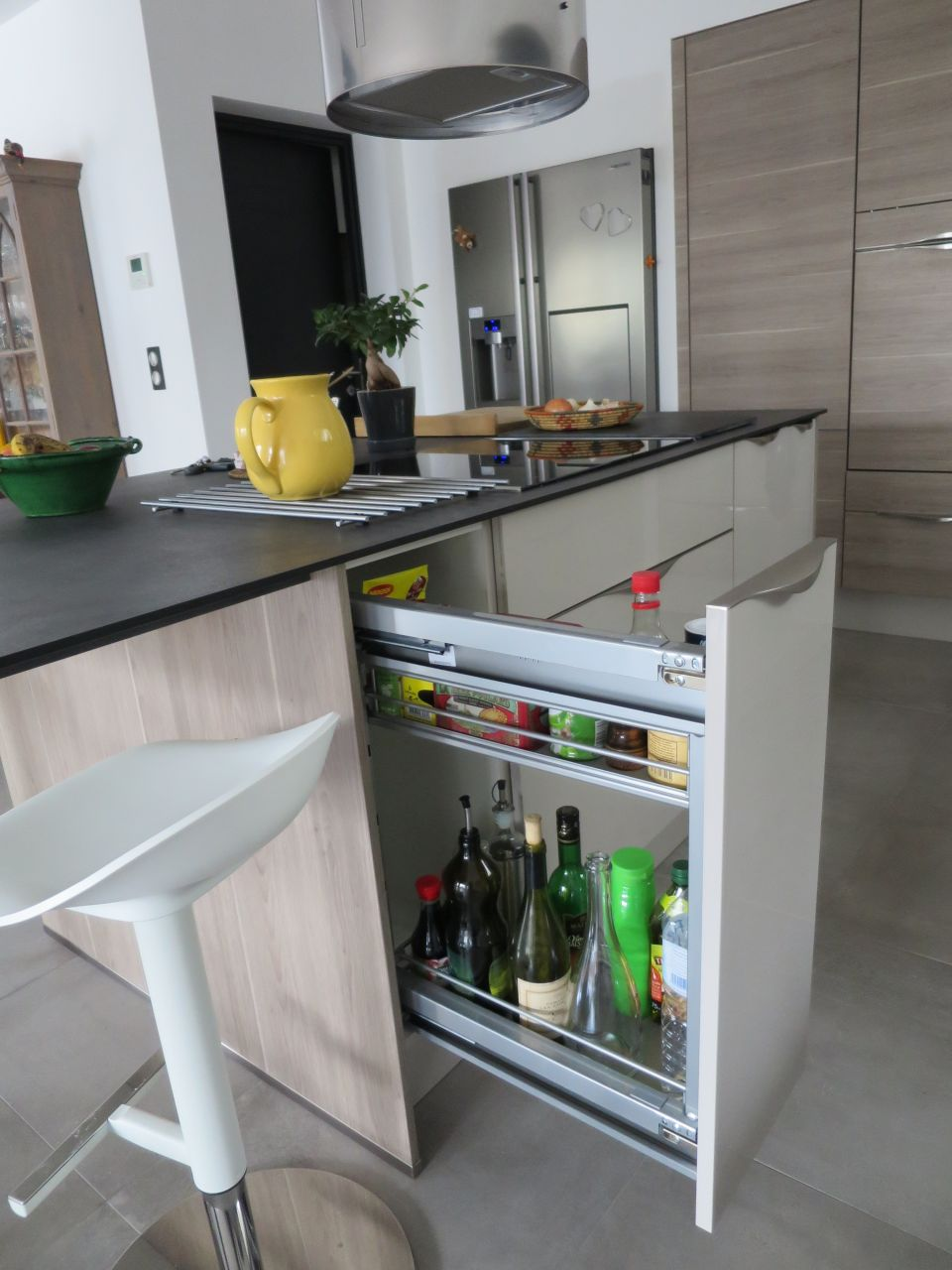 Gros Plan Sur La Cuisine Breuillet Charente Maritime